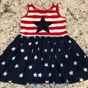 The Children's Place size 3T patriotic sundress